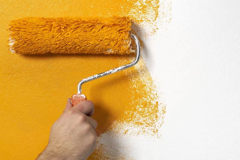 Tapezier- und Malerarbeiten